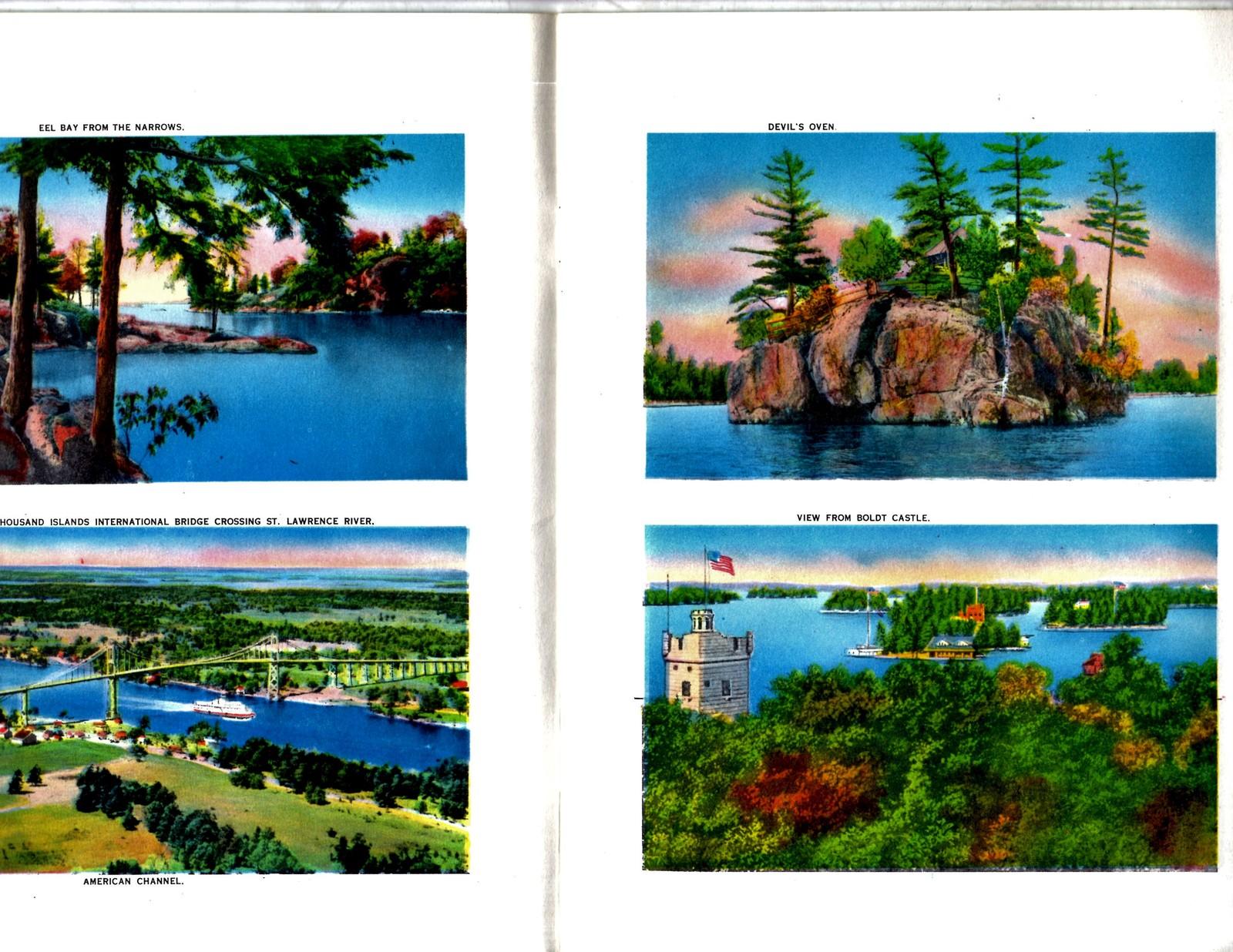 Thousand Islands Venice Of America Book & Souvenir Photo Booklet image 4