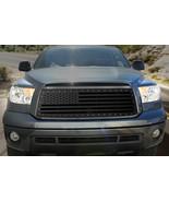 Custom Steel Aftermarket Grille Kit Fits: 2010-2013 Toyota Tundra AMERICAN FLAG - $395.95