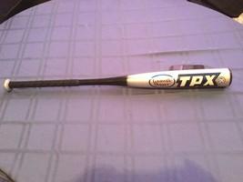 Louisville Slugger bat TPX Gen 1X  29 in  17 ounces black silver Model ... - $19.79