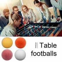 36mm Replacement Soccer Table Football Match Mini Tables Game Ball Acces... - $15.94+