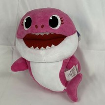 WowWee Pinkfong Baby Shark Official Song Puppet with Tempo Control MOMMY... - $38.79