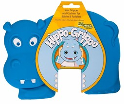 Baby Banana Hippo Grippo High Chair Seat Gripper, Blue for Babies & Todd... - $7.11