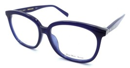 5f442f7fb57 Celine Rx Eyeglasses Frames CL 41357 F M23 56-16-145 Blue Italy