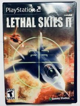 Lethal Skies II (Sony PlayStation 2) PS2 - Complete - - $7.69