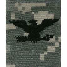 Genuine U.S. Army Gortex Tab Rank: Colonel (O-6) - Acu Jacket - $9.88