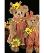 "Bearington Bears ""Autumn Bloom"" 14"" Collector Bear- Sku #179892- 2010 - $49.99"