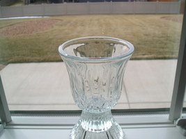 4 Homco 1146-BD Valencia Peg Votive Cup Candle Holder. Set Of Four. - $16.99