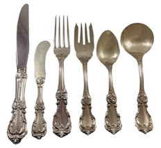Burgundy by Reed & Barton Sterling Silver Flatware Set 12 Service 74 Pieces - $4,995.00