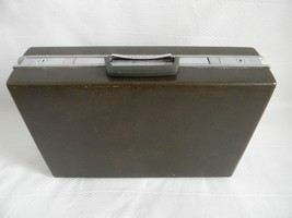 "Vintage Samsonite 5"" Brown Briefcase (no key) - $29.99"