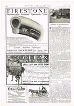 1906 Lessons In Automobiles Cars Magazine Article Advertisment 3 Pages V... - $6.92