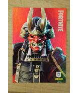 2019 Fortnite Legendary Outfit SHOGUN HOLO FOIL Card #288 RARE - $30.69