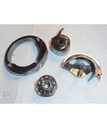 Nelco J-A38 Zig Zag Bobbin Case w/Hook & Retaining Ring Used Works Class 15 - $25.00