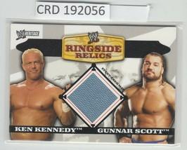 2006 Topps WWE Ringside Relics Smackdown * Ken Kennedy * Gunnar Scott * 192056 - $5.89