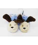 Sweet & Soft Dog Baby Boy Booties Slippers - $10.99