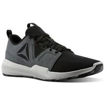 Reebok Men's Hydrorush TR Shoes GREY/BLACK/WHITE, SZ 11 - $33.24