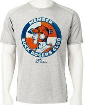 Buck Rogers Dri Fit graphic T-shirt microfiber UPF +50 comic active Sun Shirt image 3