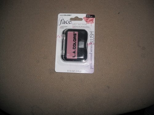 L.A Colors Professional Series BLUSH with Applicator, BSB332 Pink Blush, .13 Oz - $6.99