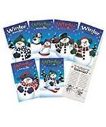 Fun Winter Activity Pads - $8.36