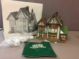 "Department 56 Dickens Village ~""Hembleton Pewterer"" Building w/ Box #58009 - $41.57"