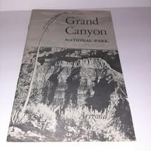 Vintage 1956 GRAND CANYON National Park Travel Souvenir NPS Travel Brochure - $9.90
