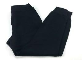 32 Degrees Heat Women's Track Jogger Sweat-Pants Size XS Black - $18.61