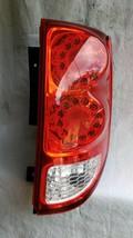 11-16 Dodge Grand Caravan LED Taillight Right Passenger RH image 2