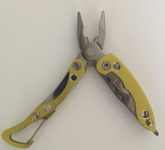 New Rolson mini Multi-tool 6 functions. Stainless steel. British made. G... - $11.00