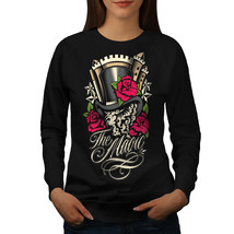 The Magic Rose Jumper Illusion Women Sweatshirt - $18.99