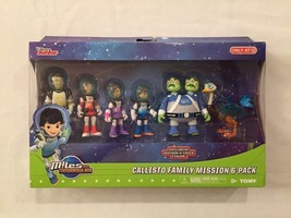 Miles From Tomorrowland Callisto Family Mission 6-Pack Figure Set - $24.99