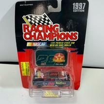 1997 Racing Champions # 28 Ernie Irvan 1:64 Die Cast Car & Emblem & Stand NIP - $10.00