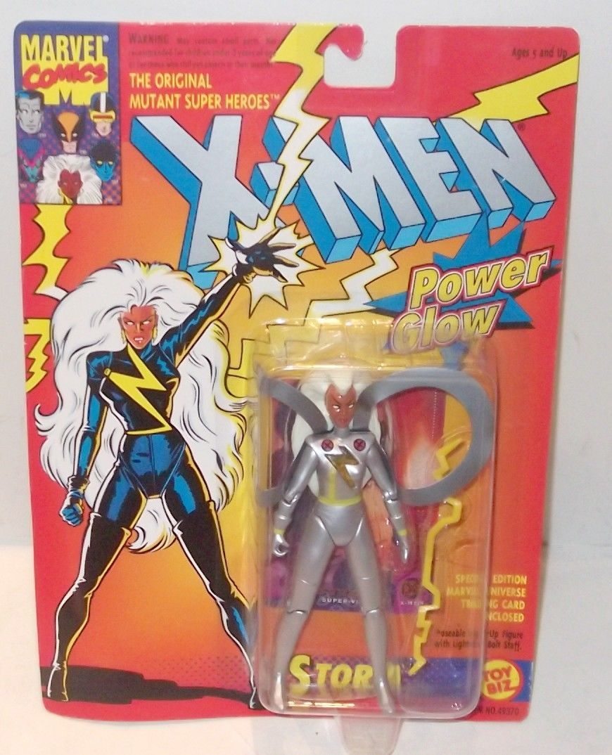 Marvel Uncanny X-men Nightcrawler Super Action Figure 1993 ToyBiz MOC