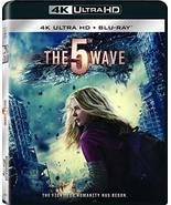 The 5th Wave [4K Ultra HD + Blu-ray] - $7.95