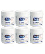 E45 Cream 350g Dermatological Moisturising Cream Tub for Rough Dry Skin ... - $21.93+