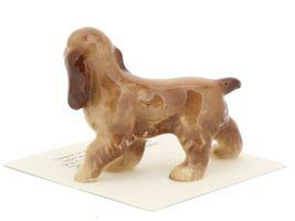 Hagen Renaker Miniature Dog Cocker Spaniel Papa Ceramic Figurine image 4