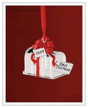 """Lenox  Christmas Ornament """"2008 Bless This Home""""  New in Box - $9.90"""