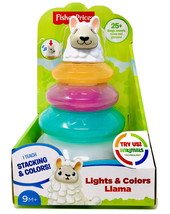 Fisher-Price Linkimals Lights And Colors Llama -Link & Sync Technology NEW - $17.86