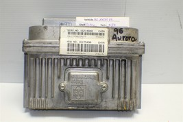 1996-1999 Oldsmobile Aurora Engine Control Unit ECU 16214848 Module 50 14K4 - $9.89