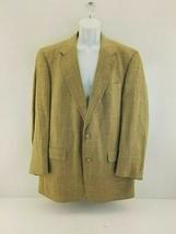 Brooks Brothers Glen Plaid Windowpane Wool Blazer Sport Coat Wool/Silk/L... - $57.41