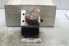 2010-2012 Nissan Altima ABS Pump Control OEM 47660ZX65A Module 148 14D3 - $9.89