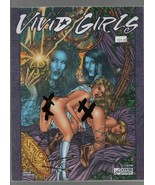 Vivid Girls Volume 1 - Vivid Comix - Ltd to 500 - SC - Spellbound Adult. - $36.75
