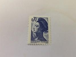 France Definitive Liberte' 0.70 mnh 1982 - $1.20