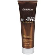 3PK John Frieda Brilliant Brunette Shine Release Daily Conditioner for A... - $19.52