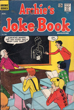 Archie's Joke Book Magazine #91 (Aug 1965, Archie) Comic Book - $23.99
