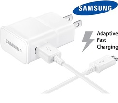 Samsung Quick Fast Charge 2.0 Wall Adapter & Micro USB Charge Cable - $14.95