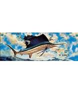 "Don Ray 65"" X 24"" Rear Window Sailfish Graphic - SHIPS FREE (BFP) - $50.00"