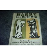 Harry, the Dirty Dog [Jan 01, 1956] Gene Zion and Margaret Bloy Graham - $21.86