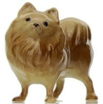 Hagen Renaker Dog Pomeranian Ceramic Figurine