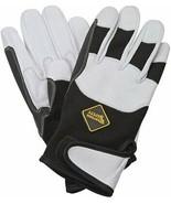 Goatskin Riding Work Gloves Large - $23.99