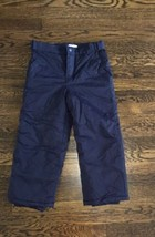 * The Childrens Place Boys Girls Winter Snow Pants Kids Size 5 ADJUSTABLE - $14.85