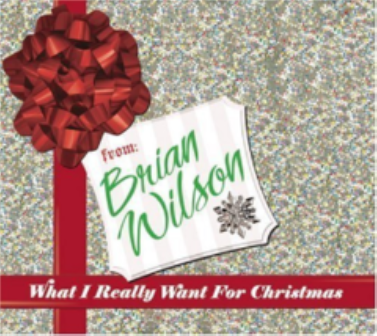 What I Really Want for Christmas by Brian Wilson Cd